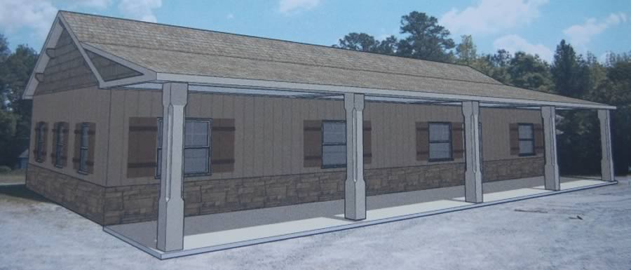 Brunswick County Byways Visitor & Interpretive Center Project